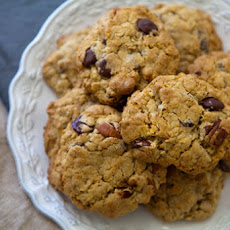 Oatmeal Raisin Chocolate Chip Orange Pecan Cookies