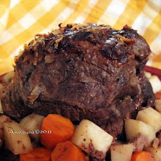 Bison / Buffalo Pot Roast