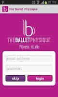 Screenshot of The Ballet Physique