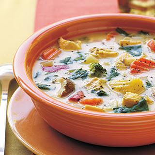 Chicken-Vegetable Soup