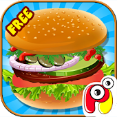 Download Full Burger Maker - Cooking Game 1.1.2 APK