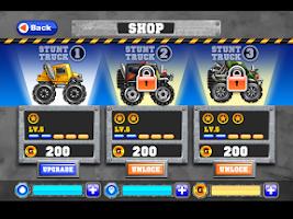 Screenshot of Hill Truck:Hill Racing Game