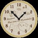 ClockWidget MAME-SHIBA(France) icon