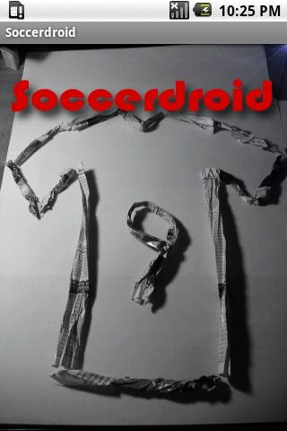 Soccerdroid