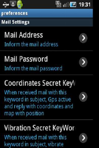 無料工具AppのメールPROによるGPSトラッカー 記事Game