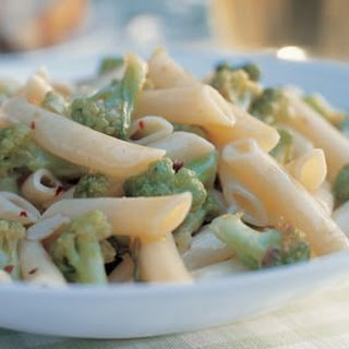 Pasta with Broccolo Romanesco (Pasta con i Broccoli)