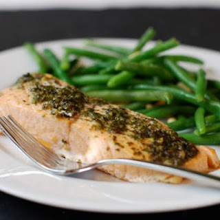Green Pesto With Salmon Recipes