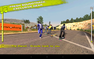Screenshot of Downhill Xtreme