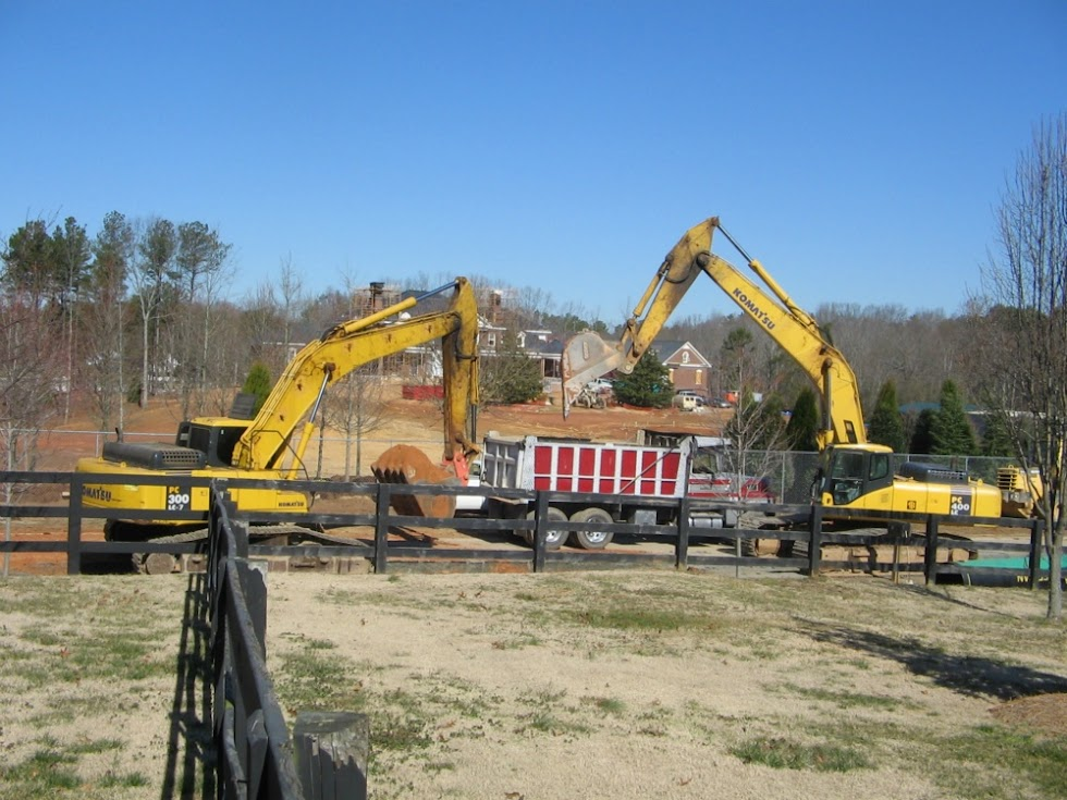 Gas Pipe Services Lawrenceville Ga : John d stephens inc pipeline contractor home