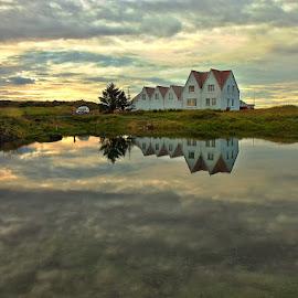 Straumur by Anna Guðmundsdóttir - Buildings & Architecture Homes ( iceland, straumsvik, straumur )