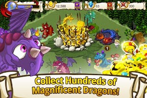 Screenshot of Tap Dragon Park