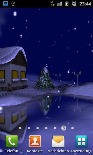 Christmas 3D Free LWP Beta