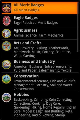 BSA Merit Badges Pro