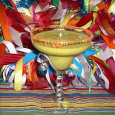 Mango-Avocado Margarita