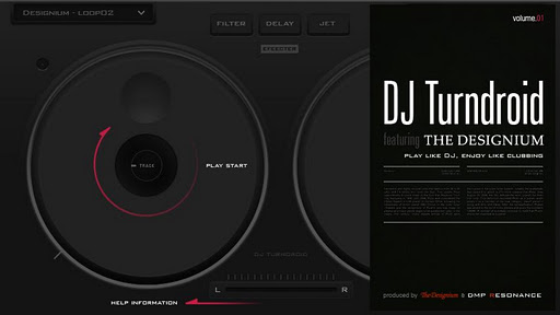 【免費娛樂App】DJTurndroid feat. DESIGNIUM-APP點子