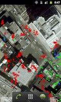 Screenshot of Pixel Zombies Live Wallpaper