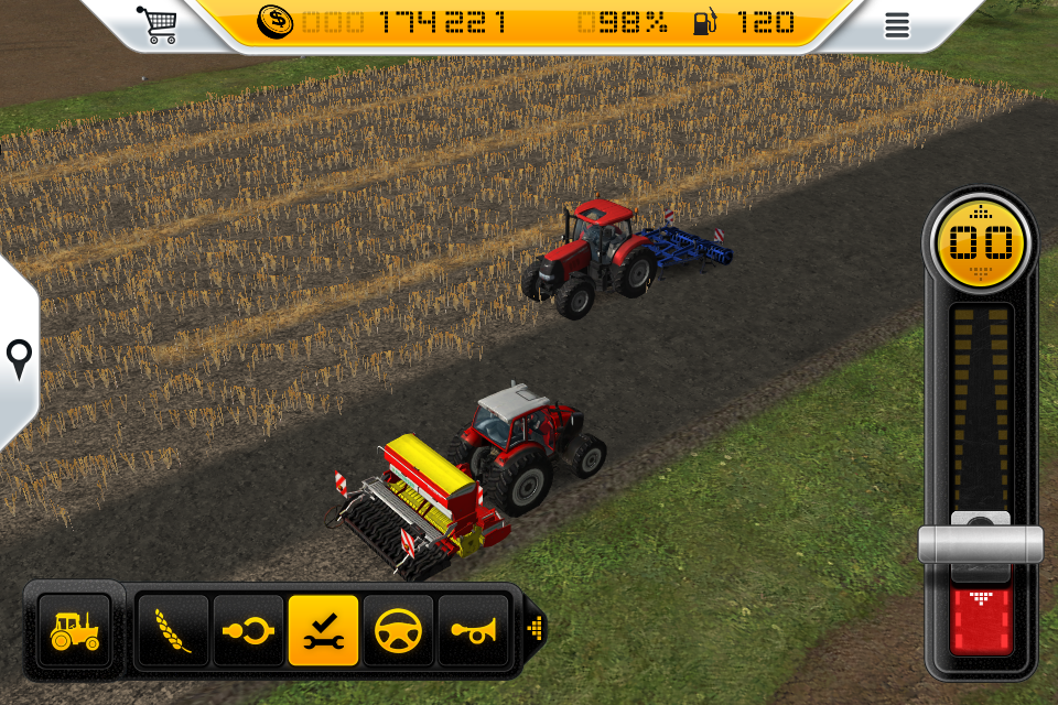 Farming Simulator 14 Screenshot 4
