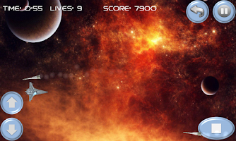 Screenshot of Space Battle - XtremFight