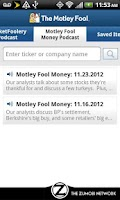 Screenshot of The Motley Fool