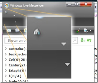 messenger copy