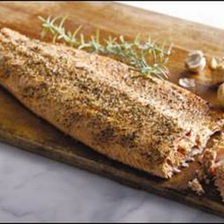 Salmon With Rosemary Butter Recipes