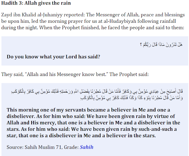 virtue and allah