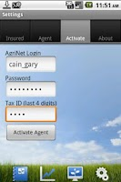 Screenshot of ARMtech Mobile