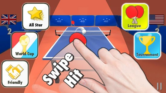 Table Tennis 3D APK for Nokia