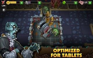 Screenshot of Dungeon Keeper