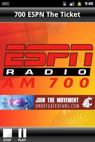 700 ESPN The Ticket