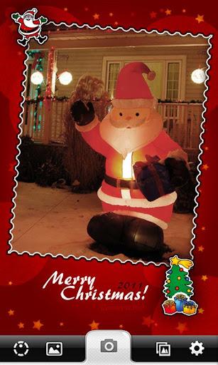 圣诞情景包 for Camera360