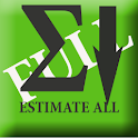 A Estimate All FULL icon