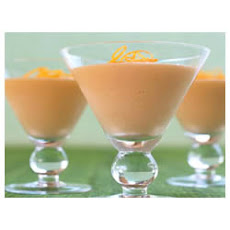 Frosty Orange Cups