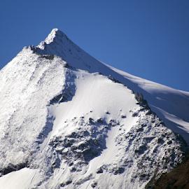 Alps by Peter Greenhalgh - Landscapes Mountains & Hills ( mountain, blue sky, snow, pourri, france, savoie, la rosiere, alps )