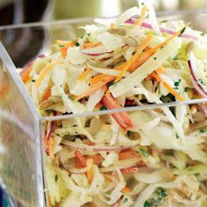 Granny Smith Apple Slaw