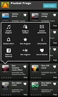 Screenshot of Club Music Ringtones