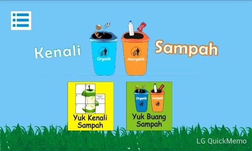 Kenali Sampah - screenshot