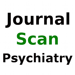 Journal Scan Psychiatry