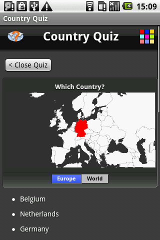 Country Quiz