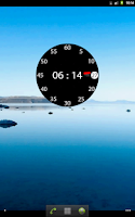 Screenshot of HDO Clock