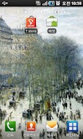Screenshot of Monet Live Wallpaper New