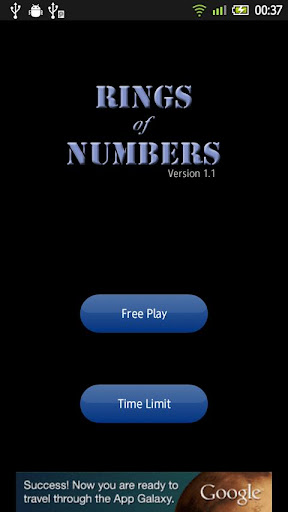 Rings of Numbers