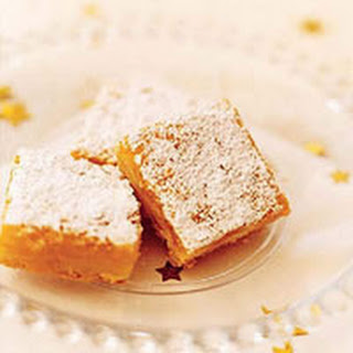 Lemon Orange Bars Recipes