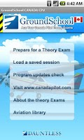 Screenshot of Canada Private Pilot Test Prep