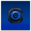 ADW Theme DigitalSoul Blue icon