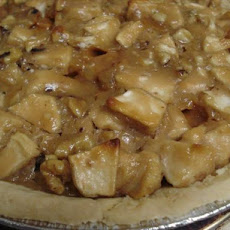 Caramel Apple Pie II