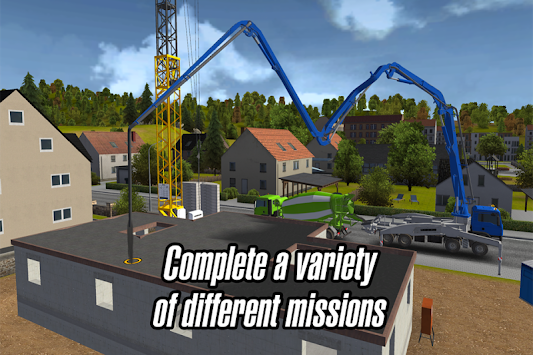 Construction Simulator 2014 APK screenshot thumbnail 4