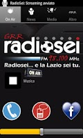 Screenshot of RadioSei App Ufficiale