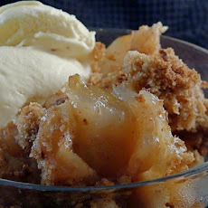 Mom's Apple Crisp (Weight Watchers)
