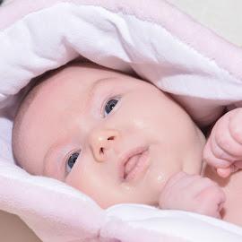 Little girl by Macinca Adrian - Babies & Children Babies